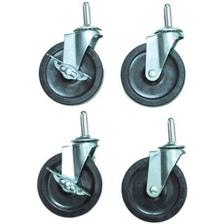 Offex C4S 4-inch Screw In Heavy Duty Casters
