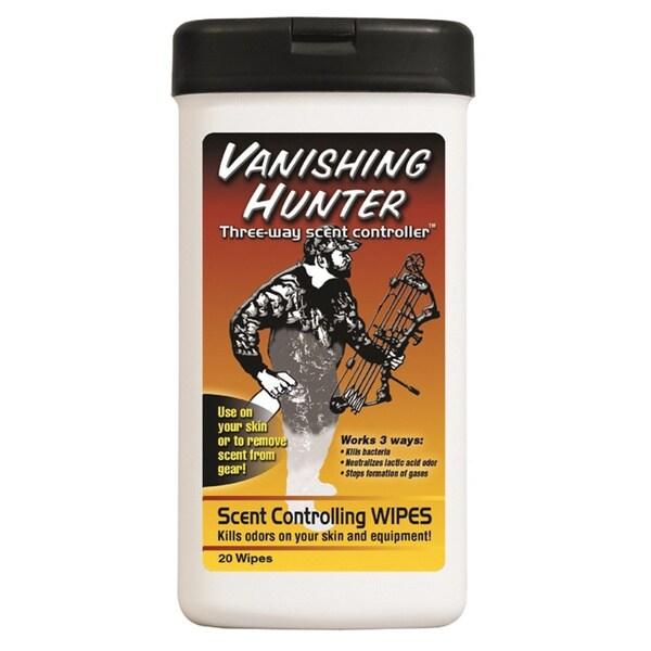 Buck Fever Vanishing Hunter Wipes