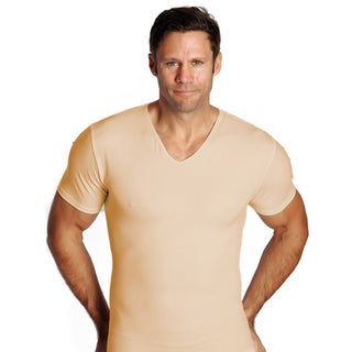 Insta Slim Compression 6 Pack V-Neck Shirts (5 options available)