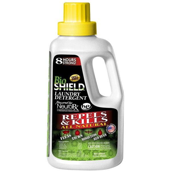 BioShield Laundry Detergent 32-ounce