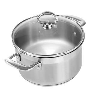 Chantal Induction 21 Steel 2-quart Soup Pot With Glass Lid|https://ak1.ostkcdn.com/images/products/10059981/P17205255.jpg?impolicy=medium