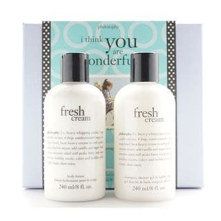 Philosophy I Think You Are Wonderful 2-piece Gift Set|https://ak1.ostkcdn.com/images/products/10060273/P17205526.jpg?impolicy=medium