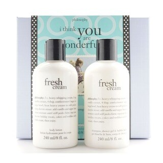 Philosophy I Think You Are Wonderful 2-piece Gift Set
