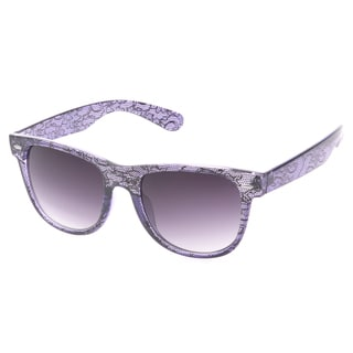 EPIC Eyewear 'Giana' Black Lace Fashion Sunglasses