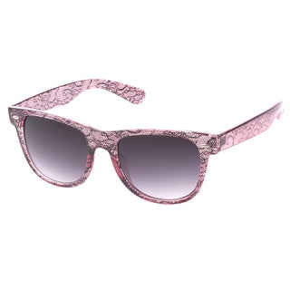 EPIC Eyewear 'Giana' Black Lace Fashion Sunglasses