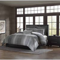 Shagreen Grey Cotton Comforter Mini Set