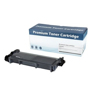 Brother TN660 Compatible Toner Cartridge (Black) - Black
