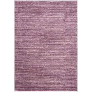 Safavieh Vision Contemporary Tonal Purple/ Pink Area Rug (3' x 5')