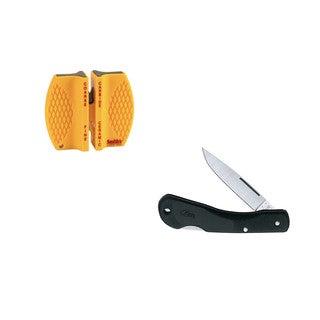Case Cutlery Mini Blackhorn with Sharpener