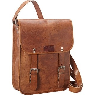 Link to Sharo Genuine Leather Brown Hand-crafted Cross Body Messenger bag Similar Items in Messenger Bags