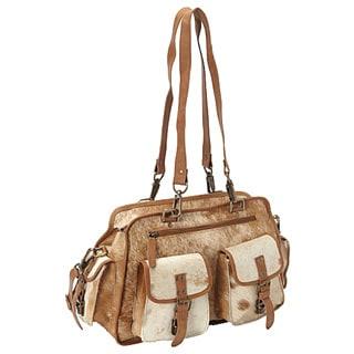 Sharo Animal Print Handbag