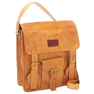 Sharo Small Hand-crafted Leather Cross Body Bag