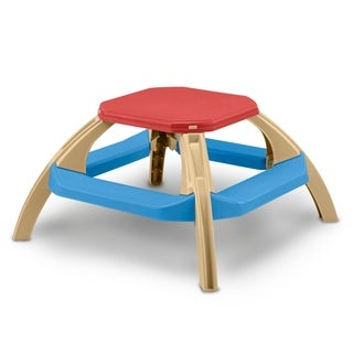 American Plastic Toys Kid\u0027s Picnic Table Buy Kids\u0027 \u0026 Chair Sets Online at Overstock.com | Our Best Kids
