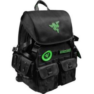 "Razer Tactical Carrying Case (Backpack) for 17.3"" Notebook, Headset,"