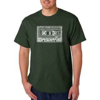 LA Pop Art Men's The 80's T-Shirt