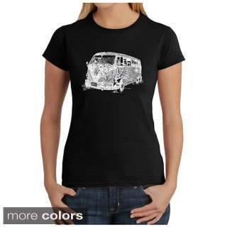 LA Pop Art Women's The 70's T-Shirt