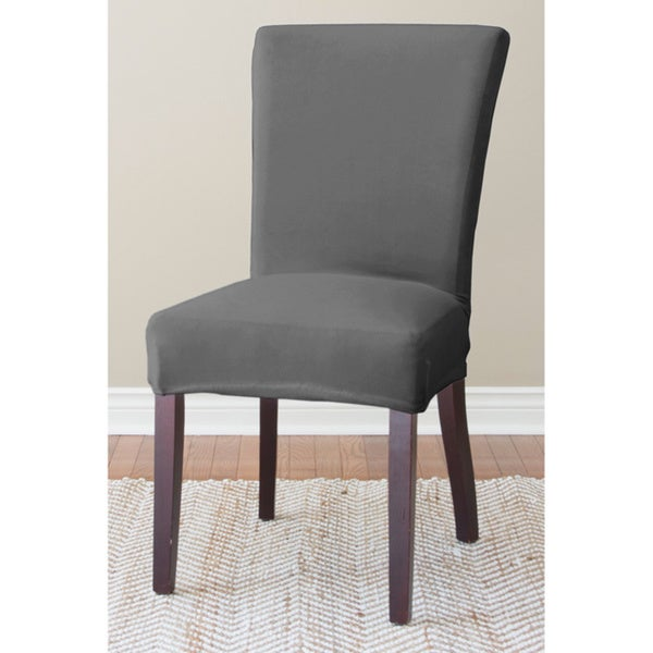 Quickcover Shiloh 1 Piece Stretch Dining Chair Slipcover