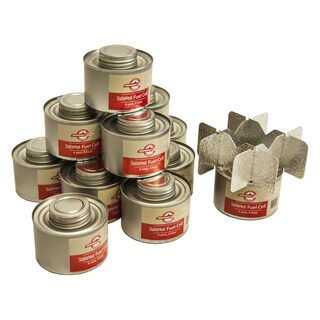 Emergency Zone StableHeat Fuel Storage Set with 15-day Supply and Stove