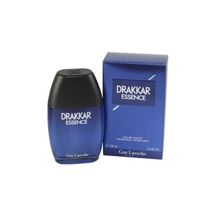 Guy Laroche Drakkar Essence Mens 3.4-ounce Eau de Toilette Spray