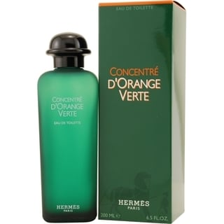 Hermes D'orange Vert Concentre Men's 6.5-ounce Eau de Toilette Spray