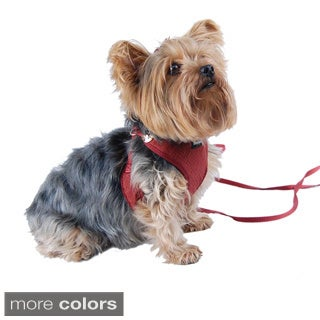 ANIMA Adjustable Dog Harness with Leash