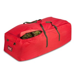 Canvas Artificial Tree Rolling Storage Bag