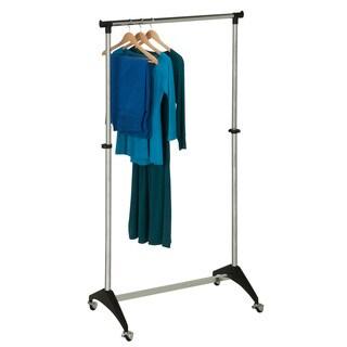 Honey-Can-Do GAR-03535 Modern Adjustable Garment Rack