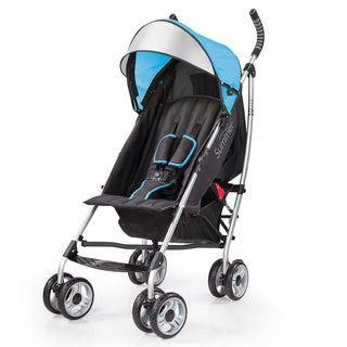 Summer Infant 3D Lite Convenience Stroller in Caribbean Blue