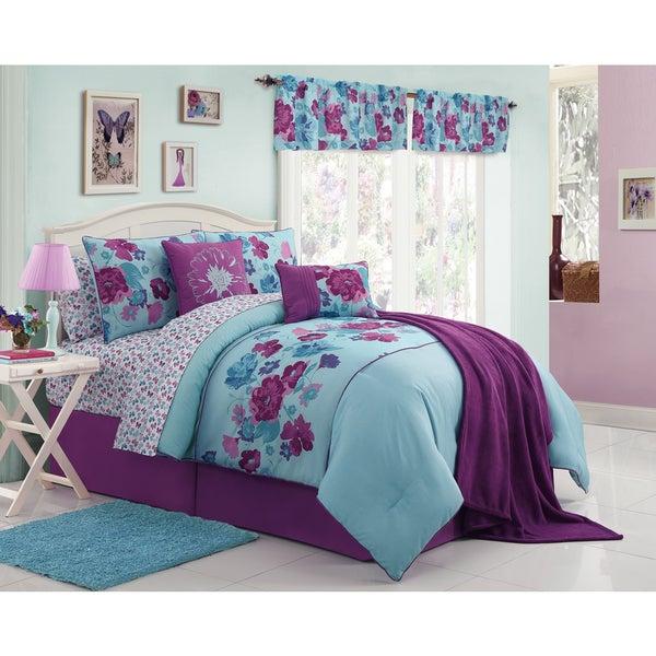 VCNY Lilian 11-piece Comforter Set