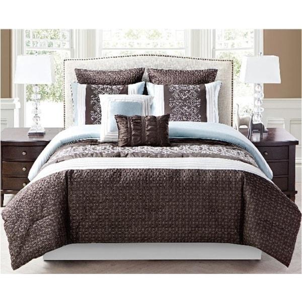VCNY Regency 8-piece Comforter Set