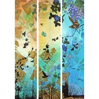 Marmont Hill 'Pierre Revol Triptych' Canvas Art - Multi-color (3 options available)