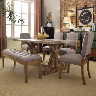 Marvelous Buy 6 Piece Sets Kitchen Dining Room Sets Online At Creativecarmelina Interior Chair Design Creativecarmelinacom