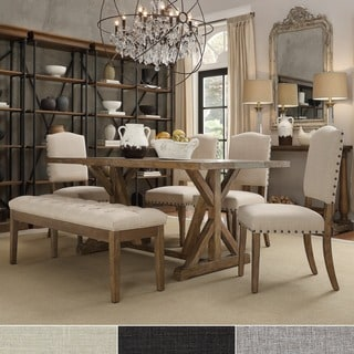 Rustic Dining Room Sets - Shop The Best Brands Today - Overstock.com