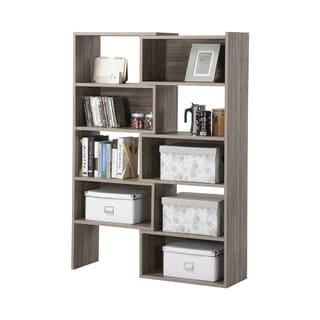 Homestar Flexible and Expandable Shelving Storage Bookcase