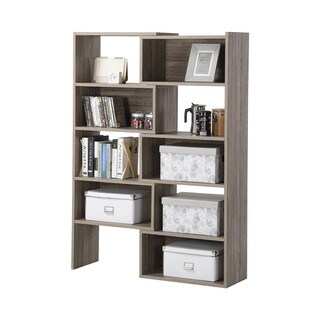Homestar Flexible and Expandable Shelving Storage Bookcase