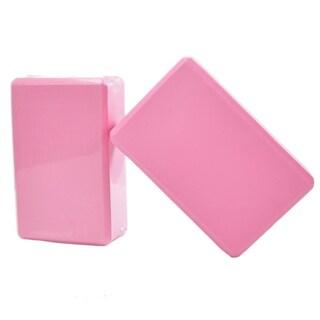 Yoga Alignment Foam Block Set (Set of 2) (2 options available)