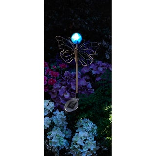Order Home Collection Solar Butterfly Garden Stake