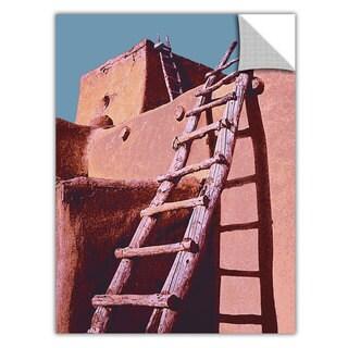 Dean Uhlinger The Pueblo, Art Appeelz Removable Wall Art Graphic