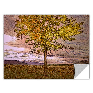 Dean Uhlinger Teton Meadow Fall, Art Appeelz Removable Wall Art Graphic