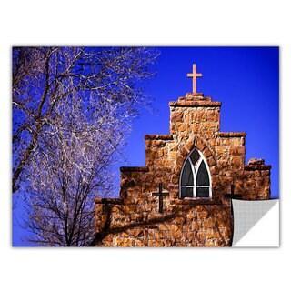 Dean Uhlinger Church , Art Appeelz Removable Wall Art Graphic