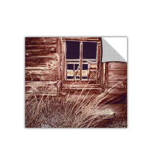 Dean Uhlinger Miners Cabin, Art Appeelz Removable Wall Art Graphic (4 options available)