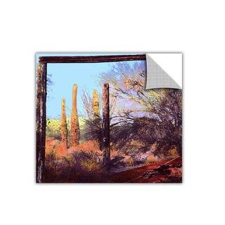 Dean Uhlinger Ghost Ranch 2, Art Appeelz Removable Wall Art Graphic