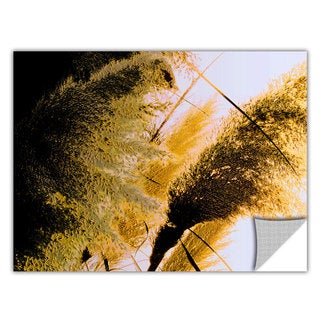 Dean Uhlinger Pampas In Relief, Art Appeelz Removable Wall Art Graphic