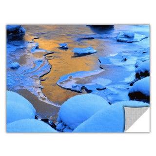 Dean Uhlinger Merced River Sunset (Yosemite', Art Appeelz Removable Wall Art Graphic