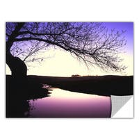 Dean Uhlinger Squaw Valley Twilight, Art Appeelz Removable Wall Art Graphic