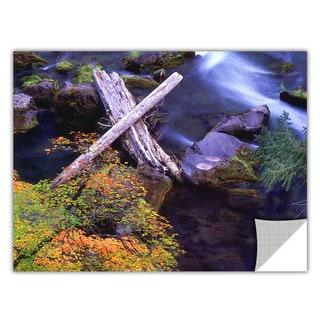 Dean Uhlinger Rogue River Falls, Art Appeelz Removable Wall Art Graphic