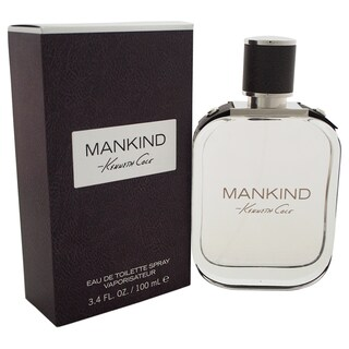 Kenneth Cole Mankind Men's 3.4-ounce Eau de Toilette Spray