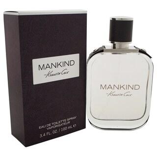 Kenneth Cole Mankind Men's 3.4-ounce Eau de Toilette Spray