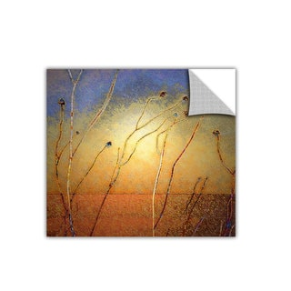 Dean Uhlinger Texas Sand Storm, Art Appeelz Removable Wall Art Graphic