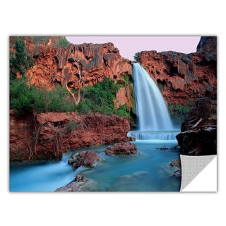 Dean Uhlinger Havasu Falls Dusk, Art Appeelz Removable Wall Art Graphic